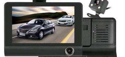 מצלמת רכב תלת כיוונית